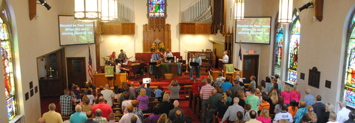 Avenue United Methodist Church -